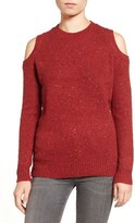 Rebecca Minkoff Women's 'Page' Cold Shoulder Sweater