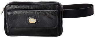 Gucci Interlocking G Leather Belt Bag