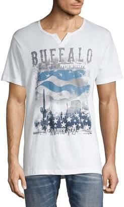 Buffalo David Bitton Noach Western Graphic T-Shirt