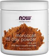 NOW Moroccan Red Clay