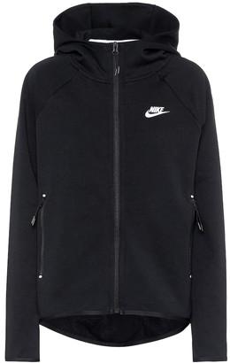 Nike Cotton-blend track jacket