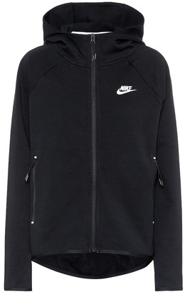 Nike Cotton-blend track jacket