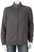 Croft & Barrow Men's Classic-Fit Easy-Care Fleece Jacket