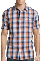 Lee Short-Sleeve Weekend Button-Front Shirt