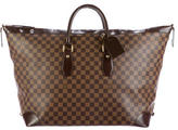 Louis Vuitton Damier Ebene Vaslav Duffle Bag