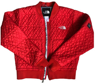 The North Face Red Synthetic Leather jackets