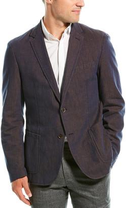 HUGO BOSS Hanry-W Linen-Blend Sport Coat