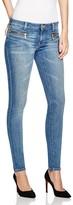 MICHAEL Michael Kors Zip Pocket Skinny Jeans in Veruschka