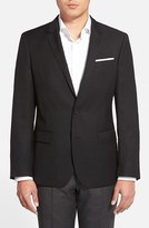 BOSS Men's 'Hutch' Trim Fit Wool Blazer