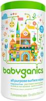 BabyGanics All Purpose Wipes, Fragrance Free