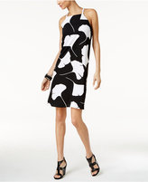 Alfani Petite Printed Dress, Only at Macy's