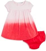 Splendid Infant Girls' Dip-Dye Dress & Bloomers Set - Baby