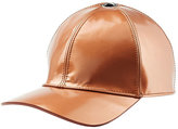 Marc Jacobs Leather Baseball Hat