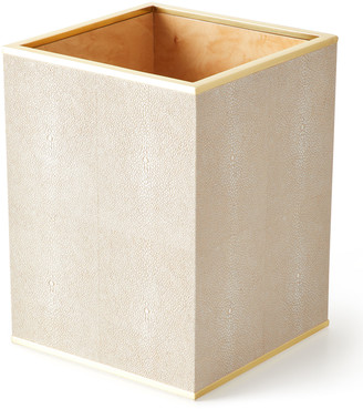 AERIN Classic Shagreen Waste Basket