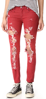 R 13 Kate Skinny Jeans
