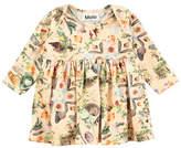 Molo Cosima Long-Sleeve Garden-Print Shirt, Size 6-24 Months