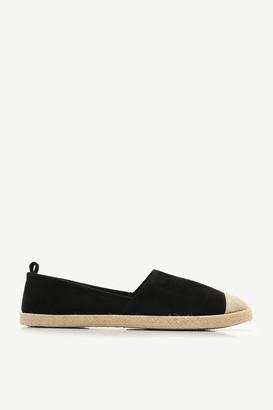 Ardene Jute Slip-On Shoes
