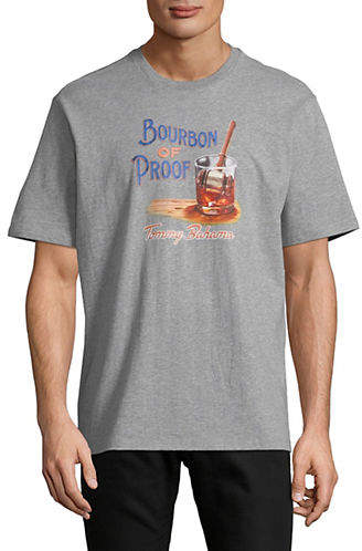 Tommy Bahama Bourbon of Proof Graphic Tee