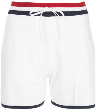 Thom Browne Stripe Detail Short Shorts