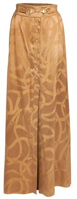 Balmain Long skirt