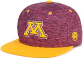 Top of the World Minnesota Golden Gophers Energy 2-Tone Snapback Cap