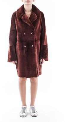 Drome Lamb Shearling Coat