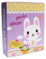Black Temptation Creative Inset Photo Memory Book/Album of Baby's First 5 Years( Rabbit)