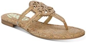Sam Edelman Canyon Conscious Medallion Flat Sandals Women's Shoes