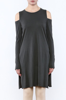 LAmade Cold Shoulder Tunic