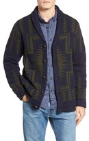 Pendleton Men's Harding Lambswool Blend Cardigan