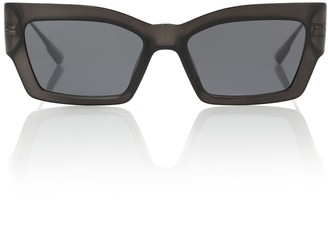 Christian Dior Cat Eye Style 2 acetate sunglasses