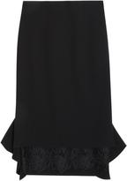 Oscar de la Renta Lace Skirt