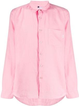 Paul Smith Long Sleeve Chest Pocket Shirt