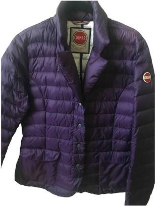 Colmar Purple Jacket for Women