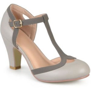 Journee Collection Women's Olina Regular and Wide Width Pumps Women's Shoes