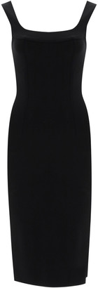 Dolce & Gabbana Jersey Pencil Dress