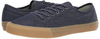 SeaVees Monterey Sneaker Chambray (Dark Navy) Men's Shoes