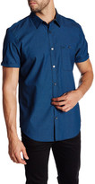 Calvin Klein Short Sleeve Classic Fit Dress Shirt