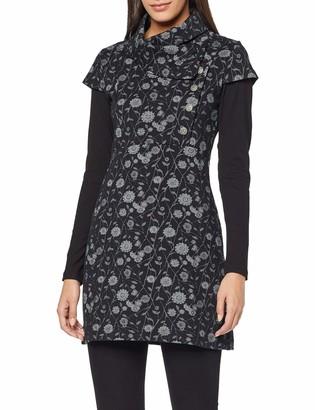 Joe Browns Women's Tonal Jacquard Tunic Long Sleeve Top