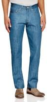Naked & Famous Denim Weird Guy Vintagecast Selvedge Slim Fit Jeans in Antique Blue