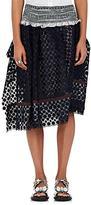 Kolor Women's Lace Ruffle Skirt