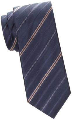Brioni Silk Striped Tie