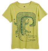 Tea Collection Toddler Boy's Old Saltie Graphic T-Shirt