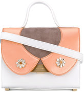 Visone - Angie small shoulder bag - women - Leather - One Size