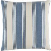 Surya Anchor Bay 100% Cotton Throw Pillow Cover