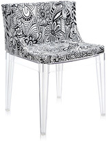 Kartell Mademoiselle 'a la mode' Transparent Chair - Cartagena