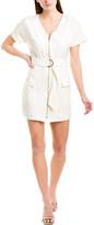 Harper Rose V-Neck Mini Dress