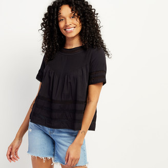 Roots Kenosee Lace Top