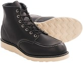"""Red Wing Shoes 9075 6"""" Moc-Toe Work Boots - Leather, Factory 2nds (For Men)"""