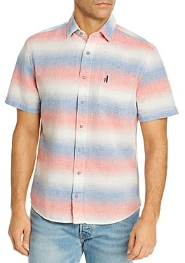 johnnie-O Donnie Classic Fit Short-Sleeve Shirt